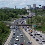 Don Valley Parkway (DVP) - 10 minutes drive to Don Mills Road interchange. Only 7 minutes drive to Gardiner Expressway Lakeshore Ramp